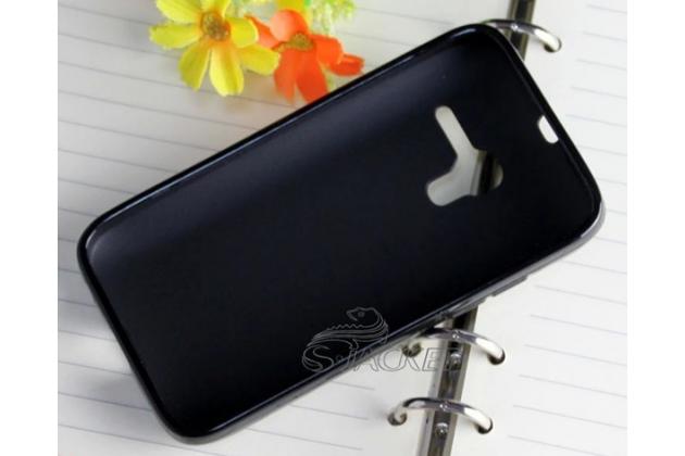 Фирменная ультра-тонкая полимерная из мягкого качественного силикона задняя панель-чехол-накладка для Alcatel One Touch POP D3 4035D/X черная