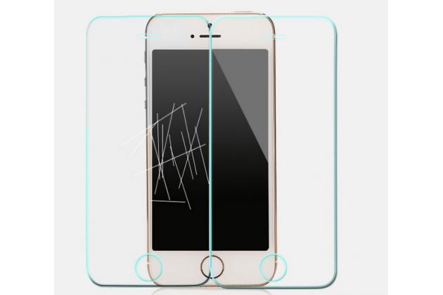Фирменное защитное закалённое противоударное стекло премиум-класса из качественного японского материала с олеофобным покрытием для Alcatel One Touch POP D3 4035D/X