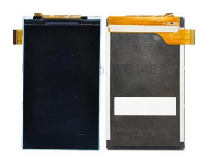 Фирменный ЖК-экран на телефон Alcatel One Touch POP D3 4035D/X черный + гарантия..