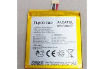 Фирменная аккумуляторная батарея 2000mAh на телефон Alcatel One touch IDOL MINI 6012X / 6012D  + инструменты для вскрытия + гарантия
