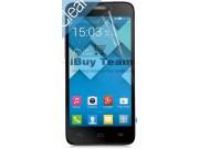 Фирменная оригинальная защитная пленка для телефона Alcatel One Touch IDOL MINI 6012D/X глянцевая..