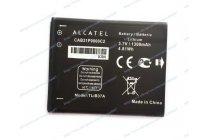 Фирменная аккумуляторная батарея 1300mAh на телефон Alcatel POP C3 4033A /4033X / 4033D / 4033E + гарантия