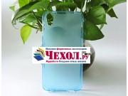 Фирменная ультра-тонкая силиконовая задняя панель-чехол-накладка для Alcatel IDOL 4 6055K 5.2