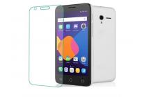 Фирменное защитное закалённое противоударное стекло премиум-класса из качественного японского материала с олеофобным покрытием для телефона Alcatel One Touch Idol 3 (4.7) / 3 (4.7) Dual Sim 6039Y/K