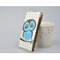 Фирменный вертикальный откидной чехол-флип для Alcatel One Touch Idol 3 (5.5) / 3 (5.5) Dual Sim 6045Y/K