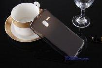 Фирменная ультра-тонкая полимерная из мягкого качественного силикона задняя панель-чехол-накладка для Alcatel One Touch POP (Pixi) 3 5015X черная