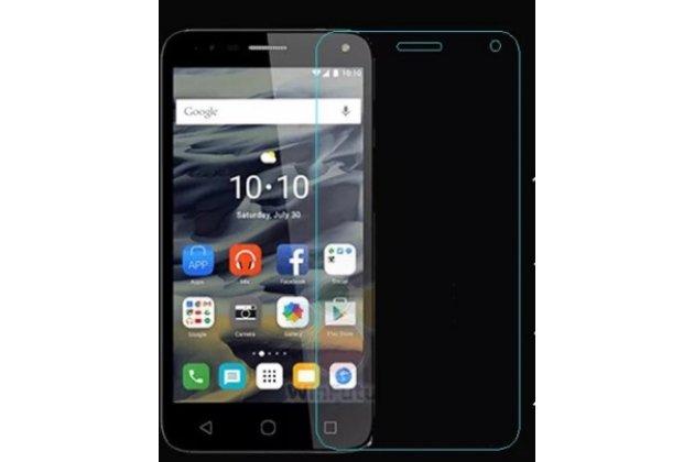 Фирменная оригинальная защитная пленка для телефона Alcatel PIXI 4(6) 4G 9001D/F 6.0 глянцевая