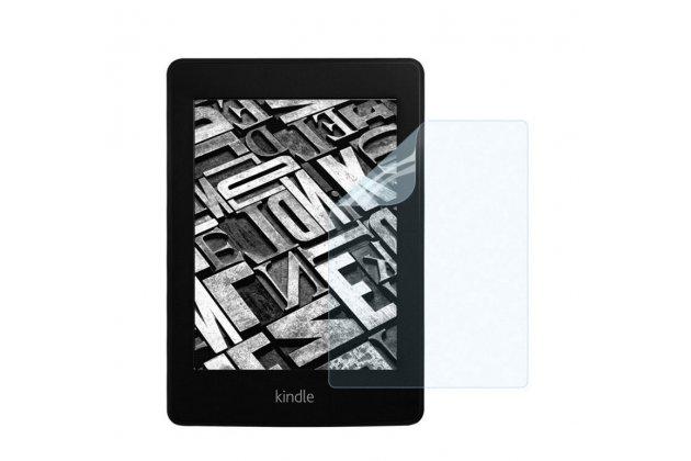 Фирменная оригинальная защитная пленка для электронной книги Amazon Kindle 4 глянцевая
