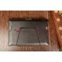 Фирменный чехол-обложка для Amazon Kindle Fire HDX 7.0 III 2013 черный кожаный