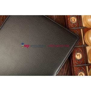 Фирменный чехол-обложка для Amazon Kindle Fire HDX 8,9 III 2013 черный кожаный