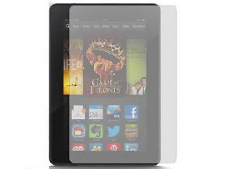Фирменная оригинальная защитная пленка для планшета Amazon Kindle Fire HDX 8.9 матовая..