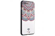 """Фирменная роскошная задняя панель-чехол-накладка с безумно красивым расписным рисунком на iPhone 7 plus 5.5"""" / iPhone 8 Plus"""