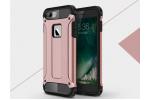 """Противоударный усиленный ударопрочный фирменный чехол-бампер-пенал для iPhone 7 Plus + 5.5"""" / iPhone 8 Plus (Айфон 7/8 плюс) розовый"""