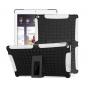 Противоударный усиленный ударопрочный фирменный чехол-бампер-пенал для  iPad Pro 12.9
