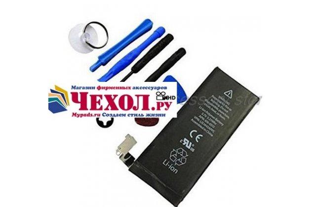 Фирменная оригинальная аккумуляторная батарея 1420 mah на телефон iPhone 4 / iPhone 4G+ инструменты для вскрытия + гарантия