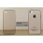 Фирменная ультра-тонкая полимерная из мягкого качественного силикона задняя панель-чехол-накладка для  iPhone ..