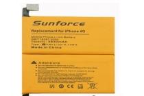 Усиленная батарея-аккумулятор большой ёмкости 2830 mAh  для телефона iPhone 4 / iPhone 4G+ инструменты для вскрытия + гарантия