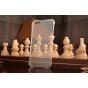 Фирменная ультра-тонкая из мягкого качественного силикона задняя панель-чехол-накладка для iPhone 6+ Plus 5.5