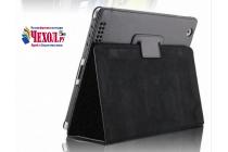 """Чехол для iPad Pro 9.7"""" черный кожаный"""