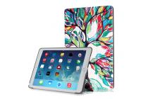 """Фирменный необычный чехол для iPad Pro 9.7""""  """"тематика книга Сказочное Дерево"""""""