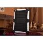 Противоударный усиленный ударопрочный фирменный чехол-бампер-пенал для iPad mini 4 белый..