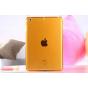 Фирменная ультра-тонкая полимерная из мягкого качественного силикона задняя панель-чехол-накладка для iPad min..