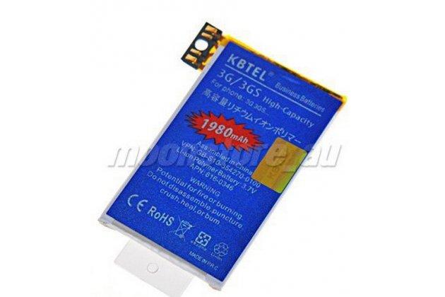 Фирменная аккумуляторная батарея 1980 mah на телефон iPhone 3G / 3GS + инструменты для вскрытия + гарантия
