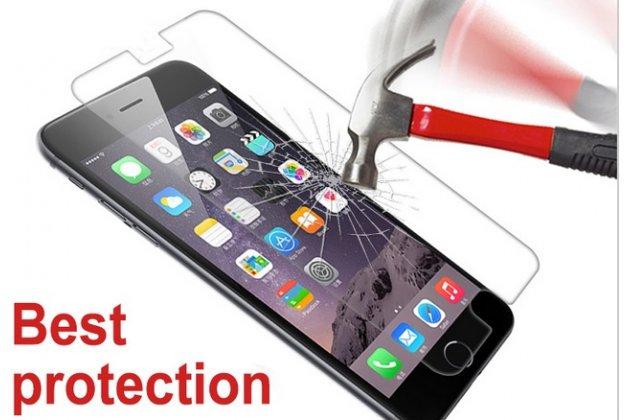 """Фирменное защитное закалённое противоударное стекло премиум-класса из качественного японского материала с олеофобным покрытием для iPhone 6 4.7"""""""