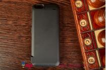 """Чехол-бампер со встроенной усиленной мощной батарей-аккумулятором большой повышенной расширенной ёмкости 7000mAh для iPhone 6 / iPhone 6S 4.7"""" черный + гарантия"""
