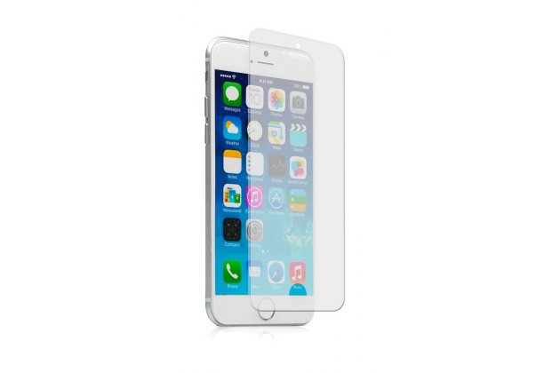 """Фирменная защитная пленка для телефона iPhone 6 4.7"""" матовая"""