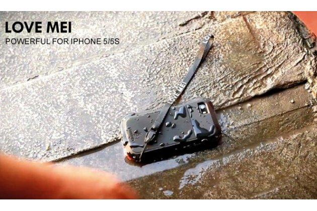 Неубиваемый водостойкий противоударный водонепроницаемый грязестойкий влагозащитный ударопрочный фирменный чехол-бампер для Vivo Xplay5/ Vivo XShot/ Vivo X6 цельно-металлический со стеклом Gorilla Glass