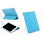 Яркий красивый сочный голубой цвет чехол для iPad Air
