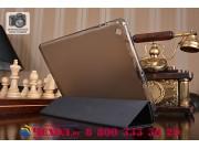 Чехол для iPad Air 1 черный кожаный