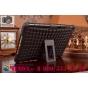 Противоударный усиленный ударопрочный фирменный чехол-бампер-пенал для iPad Air 1 черный..