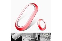 Защитное кольцо для объектива камеры телефона iPhone 7 Plus + 5.5 PRODUCT RED Special Edition красный
