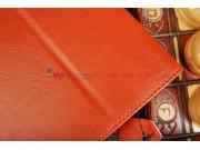 Чехол-обложка для Apple iPad 5 Air оранжевый