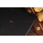 """Фирменный чехол для Asus VivoTab TF810C/TF810TG черный кожаный """"Deluxe"""""""