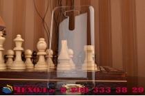 """Фирменная задняя панель-крышка-накладка из тончайшего и прочного пластика для ASUS Zenfone 2 Laser ZE601KL 6.0"""" прозрачная"""