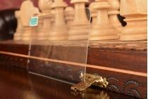 """Фирменное защитное закалённое противоударное стекло премиум-класса из качественного японского материала с олеофобным покрытием для телефона ASUS ZenFone 3 / Zenfone 3 Neo ZE520KL 5.2"""""""