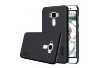 """Фирменная задняя панель-крышка-накладка из тончайшего и прочного пластика для ASUS ZenFone 3 / Zenfone 3 Neo ZE520KL 5.2"""" черная"""