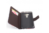 """Фирменный уникальный необычный чехол-книжка на ASUS ZenFone 3 / Zenfone 3 Neo ZE520KL 5.2"""" """"тематика Тигр"""""""