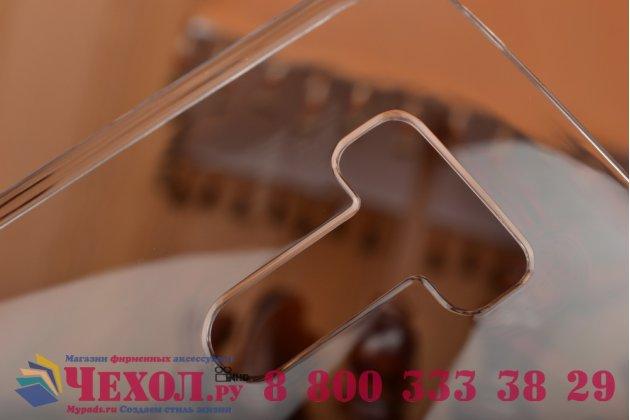 """Фирменная задняя панель-крышка-накладка из тончайшего и прочного пластика для ASUS Zenfone Selfie ZD551KL 5.5""""  прозрачная"""