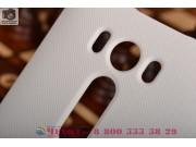 Фирменная задняя панель-крышка-накладка из тончайшего и прочного пластика для ASUS Zenfone 2 Lazer ZE500KL 5.0..
