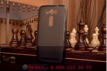 """Фирменная ультра-тонкая полимерная из мягкого качественного силикона задняя панель-чехол-накладка для ASUS Zenfone 2 Lazer ZE500KL 5.0"""" черная"""