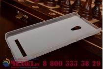 Фирменная пластиковая задняя панель-чехол-накладка с безумно красивым расписным рисунком красных роз для Asus Zenfone 5 A502CG
