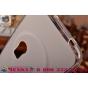 Фирменная ультра-тонкая полимерная из мягкого качественного силикона задняя панель-чехол-накладка для  ASUS Ze..