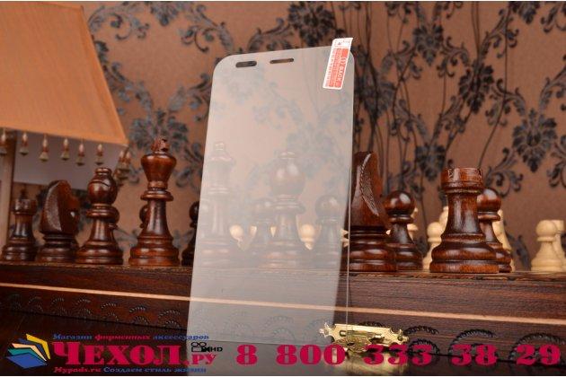 Фирменное защитное закалённое противоударное стекло премиум-класса из качественного японского материала с олеофобным покрытием для телефона ASUS ZenFone Zoom ZX551ML / ZX550ML