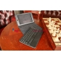Фирменный оригинальный чехол со съёмной Bluetooth-клавиатурой для Asus MeMO Pad HD 7 ME173X model K00B черный ..