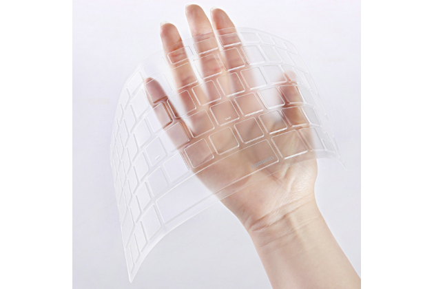 Фирменная ультра-тонкая силиконовая накладка на клавиатуру для ASUS ZENBOOK UX305CA
