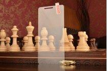 """Фирменное защитное закалённое противоударное стекло премиум-класса из качественного японского материала с олеофобным покрытием для телефона ASUS ZenFone 3 Deluxe ZS570KL 5.7"""""""